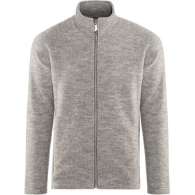 Ivanhoe of Sweden Danny Giacca con zip intera Uomo, grey marl